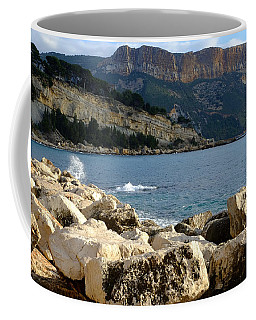 Cap Canaille Cassis Coffee Mug