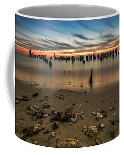 Coffee Mug featuring the photograph Cape Charles by Kevin Blackburn