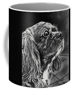 Cavalier II Coffee Mug by Terri Mills