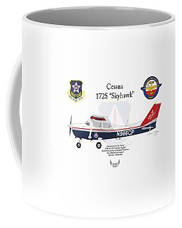 Cessna 172s Skyhawk Coffee Mug