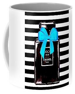 Chanel Noir Perfume  Coffee Mug