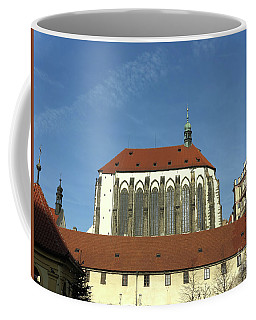 Coffee Mug featuring the photograph Church Of The Virgin Mary Of The Snow by Michal Boubin
