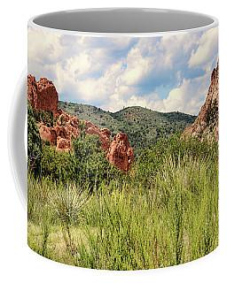 Colorado In Summer Coffee Mug