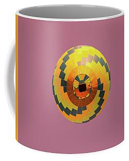 Colorful Abstract Hot Air Balloon Coffee Mug