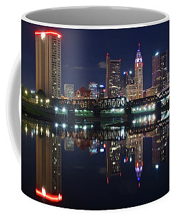 Columbus Ohio Coffee Mug by Frozen in Time Fine Art Photography