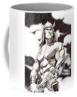 Conan The Barbarian Coffee Mug