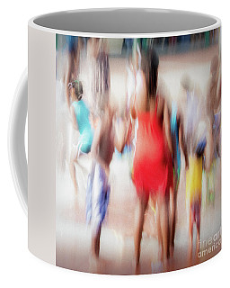 Cooling Off Coffee Mug
