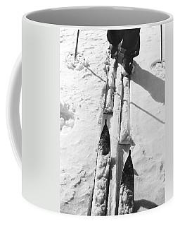 Cross Country Skiing Coffee Mug