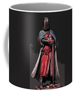 Crusader Warrior Coffee Mug