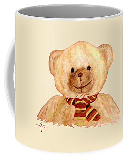 Cuddly Bear Coffee Mug