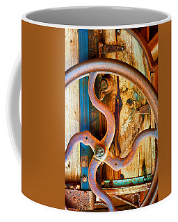 Curves And Lines  Coffee Mug