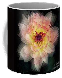 Coffee Mug featuring the photograph Dahlia 'keith H.' by Ann Jacobson