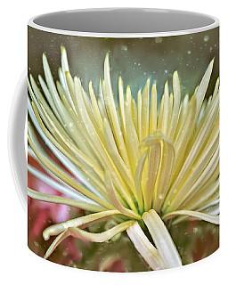 Coffee Mug featuring the digital art Daisy by Bonnie Willis