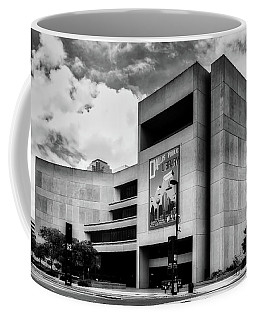 Dallas Central Library Coffee Mug