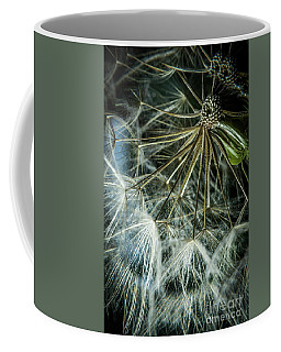 Dandelions Coffee Mug by Iris Greenwell