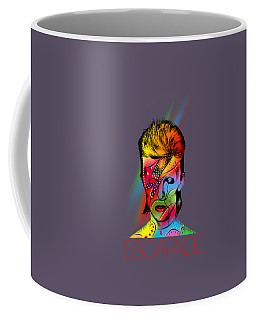 David Bowie Coffee Mug