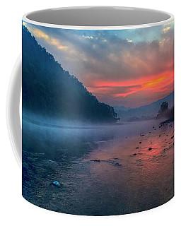 Dawn Coffee Mug by Pravine Chester