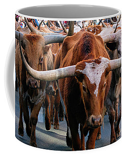 Denver National Western Stock Show Kick-of Parade 2018 Coffee Mug