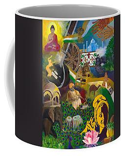 Discover India Coffee Mug
