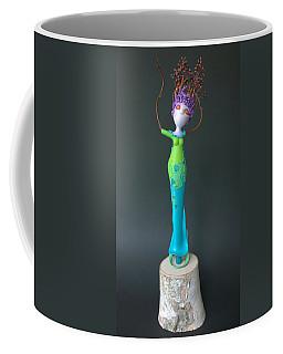 Dragonfly Will O' The Wisp Coffee Mug
