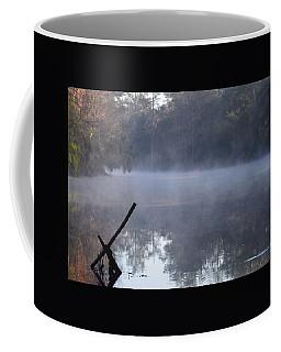 Early Fog 2 Coffee Mug