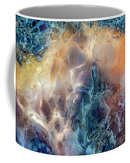 Earth Portrait Coffee Mug