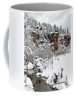 East Verde Winter Crossing Coffee Mug