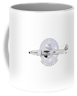 Ec-121t Constellation Coffee Mug by Arthur Eggers