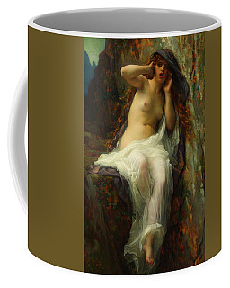 Coffee Mug featuring the painting Echo by Alexandre Cabanel