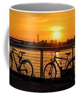 Evening Colors Coffee Mug by Pravine Chester