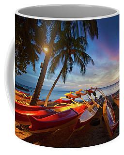 Evening Falls Coffee Mug