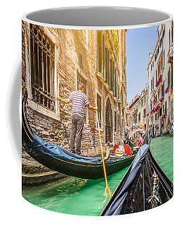 Exploring Venice Coffee Mug