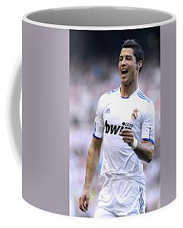Cristiano Ronaldo 21 Coffee Mug