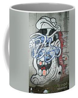 Fine Art Graffitti Coffee Mug