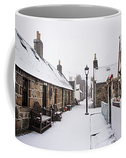 Fittie In The Snow Coffee Mug