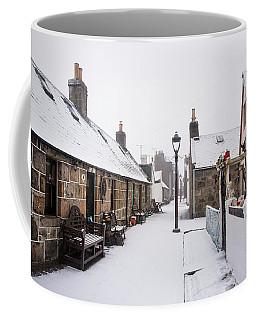 Fittie In The Snow Coffee Mug