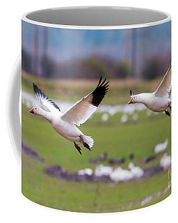 Flaps Down Coffee Mug