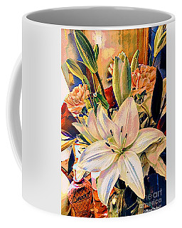 Flowers For You Coffee Mug