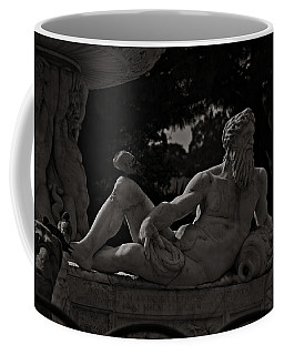Fountain Of Orion Coffee Mug by Cendrine Marrouat
