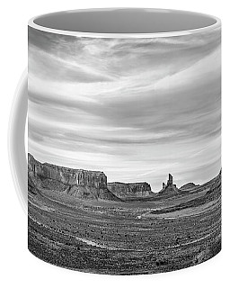 Coffee Mug featuring the photograph From Artist's Point by Jon Glaser