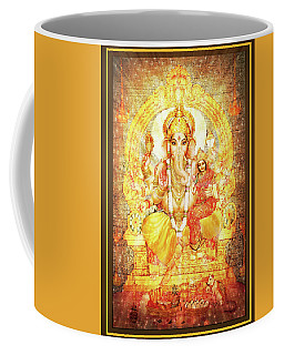 Ganesha Ganapati - Success Coffee Mug