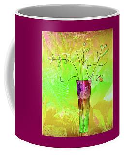 Garden Vase Coffee Mug