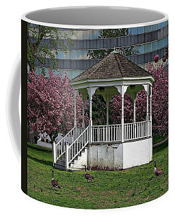 Gazebo In The Park Coffee Mug