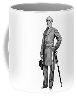 General Robert E. Lee Coffee Mug
