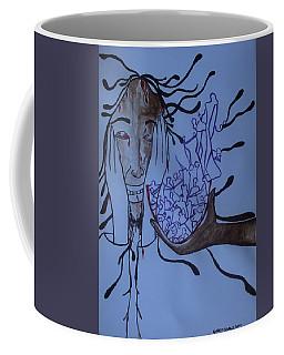 Gethsemanes Dolor Coffee Mug by Gloria Ssali