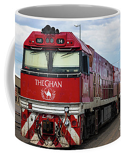 ghan at Alice Springs Coffee Mug