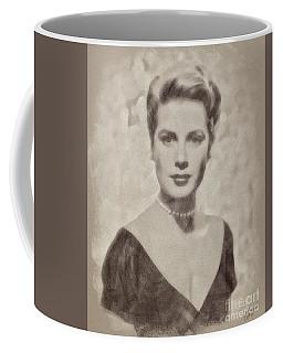 Grace Kelly, Actress And Princess Coffee Mug