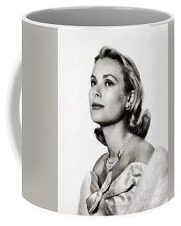 Grace Kelly, Vintage Hollywood Actress Coffee Mug