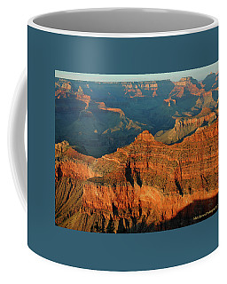 Coffee Mug featuring the photograph Grand by Nick Boren