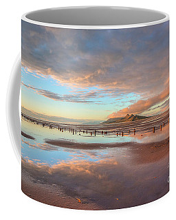 Great Salt Lake Sunset Coffee Mug